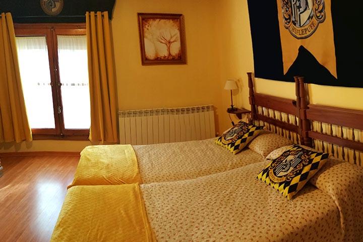 Torreon magico de asin habitacion amarilla