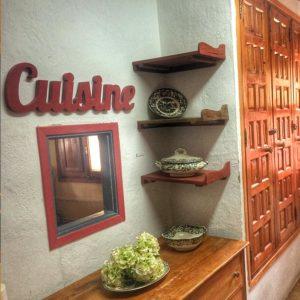 Torreon Magico de Asin cocina magica de hogwarts