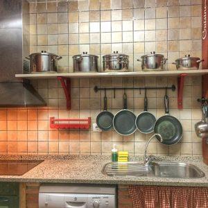 Cocina de hogwarts en el torreon magico de asin
