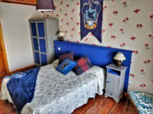 El Torreon de Joaquin de Asin habitacion d El cuervo azul