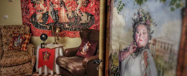 El Torreon Magico de Asin habitacion roja 01