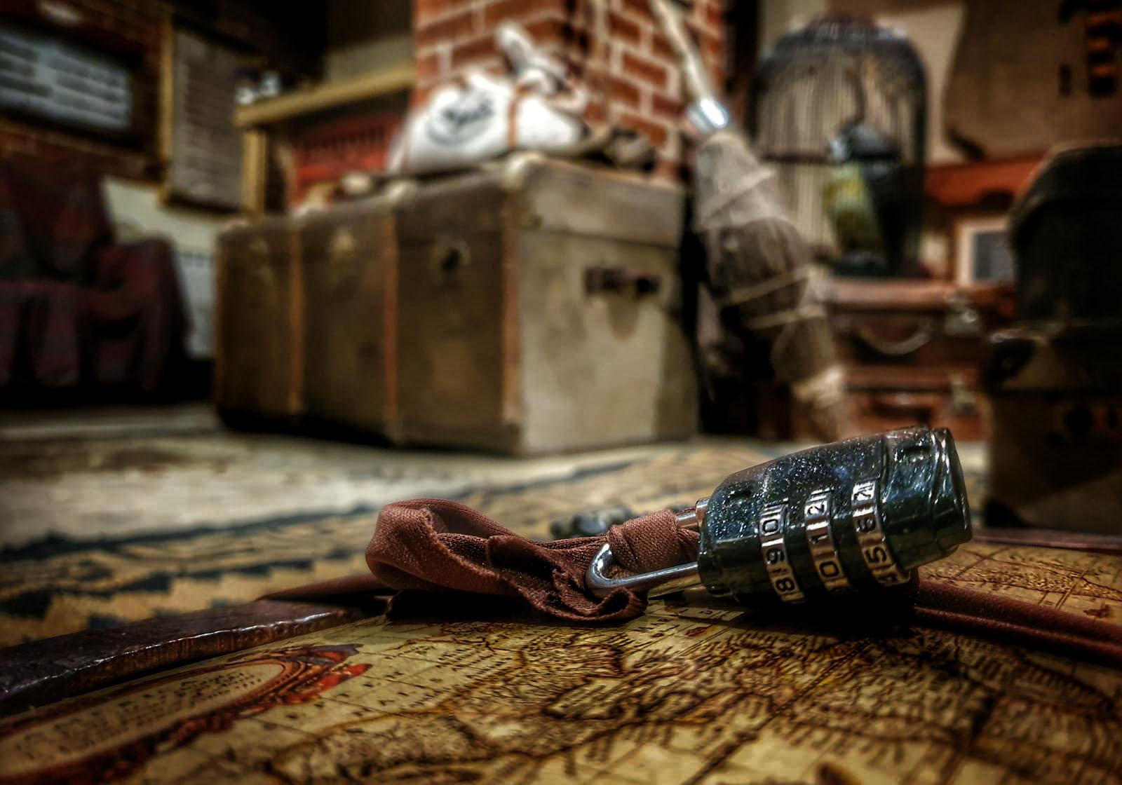 Escaperoom El torreon Magico
